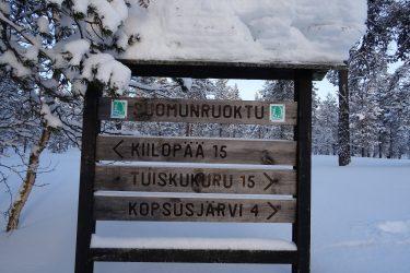 Sneeuwschoenwandelen reis Lapland Poolcircel Finland | Snow Leopard (18)