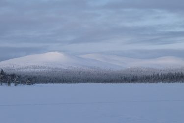 Sneeuwschoenwandelen reis Lapland Poolcircel Finland | Snow Leopard (29)
