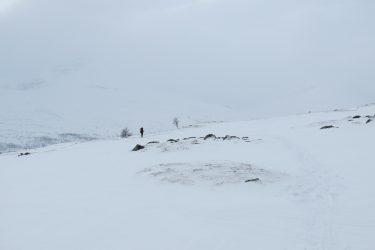 Sneeuwschoenwandelen reis Treriksrøysa Noorwegen | Snow Leopard (30)
