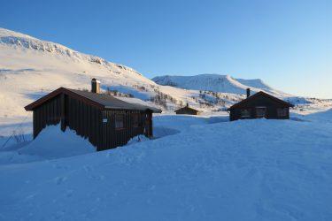 Sneeuwschoenwandelen reis Treriksrøysa Noorwegen | Snow Leopard (57)