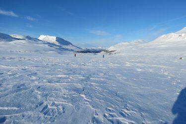 Sneeuwschoenwandelen reis Treriksrøysa Noorwegen | Snow Leopard (59)