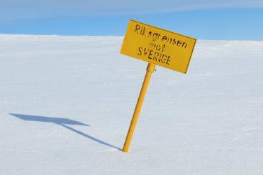 Sneeuwschoenwandelen reis Treriksrøysa Noorwegen | Snow Leopard (71)
