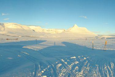 Sneeuwschoenwandelen reis Treriksrøysa Noorwegen | Snow Leopard (108)