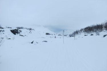 Sneeuwschoenwandelen reis Treriksrøysa Noorwegen | Snow Leopard (142)