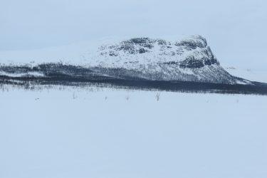 Sneeuwschoenwandelen reis Treriksrøysa Noorwegen | Snow Leopard (145)