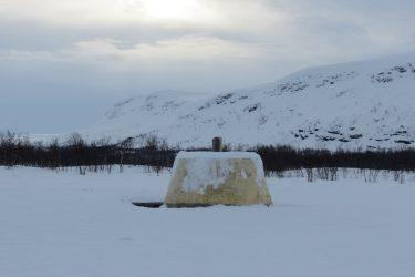 Sneeuwschoenwandelen reis Treriksrøysa Noorwegen | Snow Leopard (155)