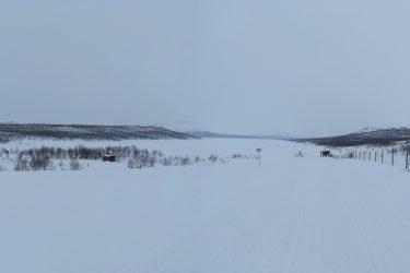 Sneeuwschoenwandelen reis Treriksrøysa Noorwegen | Snow Leopard (169)