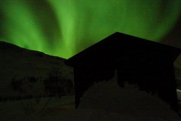 Noorderlicht - Sneeuwschoenwandelen reis Treriksrøysa Noorwegen | Snow Leopard (170)