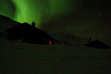 Noorderlicht - Sneeuwschoenwandelen reis Treriksrøysa Noorwegen | Snow Leopard (171)