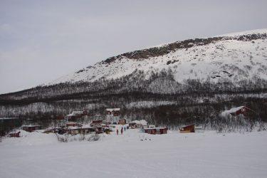 Sneeuwschoenwandelen reis Treriksrøysa Noorwegen | Snow Leopard (175)