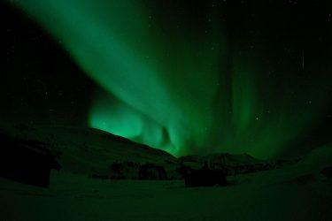 Noorderlicht - Sneeuwschoenwandelen reis Treriksrøysa Noorwegen | Snow Leopard (176)
