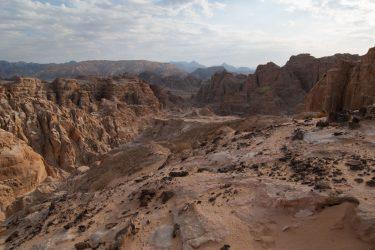 Wandelreis Jordanië Woestijn Petra Wadi Rum | Snow Leopard (15)