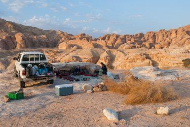Wandelreis Jordanië Woestijn Petra Wadi Rum | Snow Leopard (18)