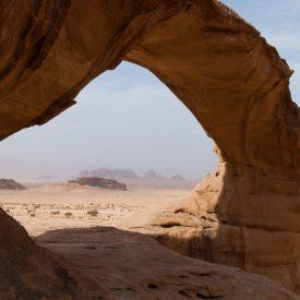 Wandelreis Jordanië Woestijn Petra Wadi Rum | Snow Leopard (35)