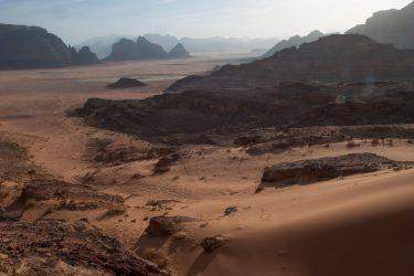 Wandelreis Jordanië Woestijn Petra Wadi Rum | Snow Leopard (40)