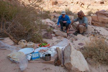 Wandelreis Jordanië Woestijn Petra Wadi Rum | Snow Leopard (84)