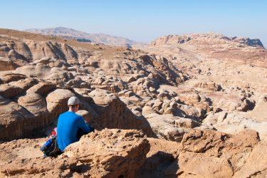 Wandelreis Jordanië Woestijn Petra Wadi Rum | Snow Leopard (85)