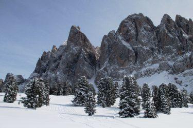Sneeuwschoenwandelen in de Dolomieten (22)