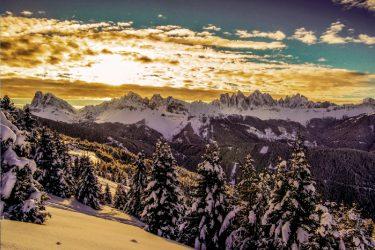 Sneeuwschoenwandelen in de Dolomieten (36)