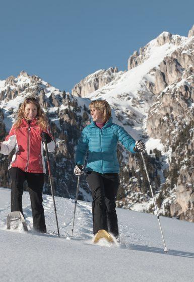 Sneeuwschoenwandelen in de Dolomieten (55)