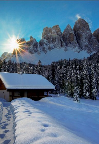 Sneeuwschoenwandelen in de Dolomieten (65)