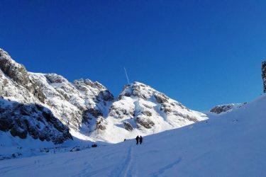 Sneeuwschoenwandelen in de Dolomieten (71)