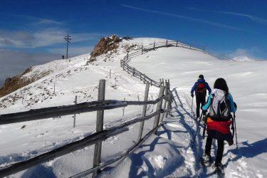 Sneeuwschoenwandelen in de Dolomieten (72)