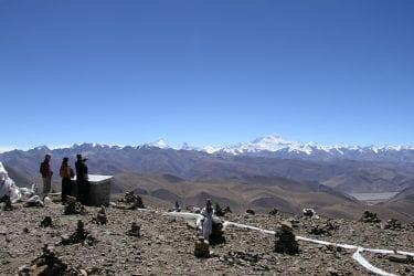Trektocht Mt Everest Kangshung Lhasa Rongbuk Tibet | Snow Leopard 01