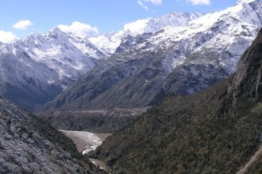 Trektocht Mt Everest Kangshung Lhasa Rongbuk Tibet | Snow Leopard 10