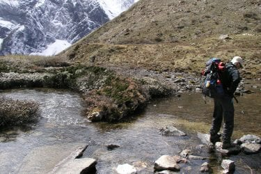 Trektocht Mt Everest Kangshung Lhasa Rongbuk Tibet | Snow Leopard 14