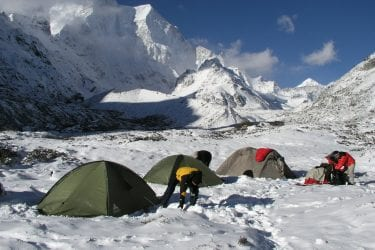 Trektocht Mt Everest Kangshung Lhasa Rongbuk Tibet | Snow Leopard 16
