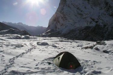 Trektocht Mt Everest Kangshung Lhasa Rongbuk Tibet | Snow Leopard 17