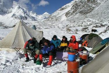 Trektocht Mt Everest Kangshung Lhasa Rongbuk Tibet | Snow Leopard 19