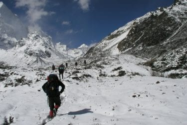Trektocht Mt Everest Kangshung Lhasa Rongbuk Tibet | Snow Leopard 20