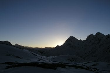 Trektocht Mt Everest Kangshung Lhasa Rongbuk Tibet | Snow Leopard 33