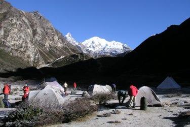 Trektocht Mt Everest Kangshung Lhasa Rongbuk Tibet | Snow Leopard 50