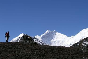 Trektocht Mt Everest Kangshung Lhasa Rongbuk Tibet | Snow Leopard 53