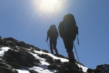 Trektocht Mt Everest Kangshung Lhasa Rongbuk Tibet | Snow Leopard 58
