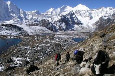 Trektocht Mt Everest Kangshung Lhasa Rongbuk Tibet | Snow Leopard 63