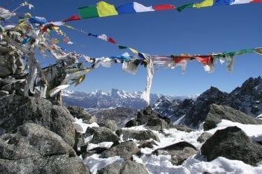 Trektocht Mt Everest Kangshung Lhasa Rongbuk Tibet | Snow Leopard 64