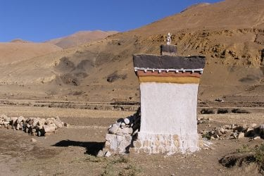 Trektocht Mt Everest Kangshung Lhasa Rongbuk Tibet | Snow Leopard 66
