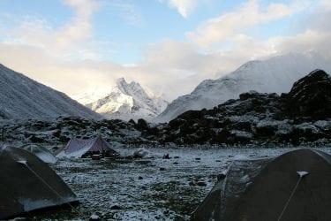 Trektocht Mt Everest Kangshung Lhasa Rongbuk Tibet | Snow Leopard 07