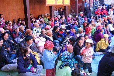 Trektocht Everest Mani Rimdu festival Tengboche Kala Patthar Cho La Gokyo | Snow Leopard 10