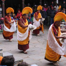 Trektocht Everest Mani Rimdu festival Tengboche Kala Patthar Cho La Gokyo | Snow Leopard 15