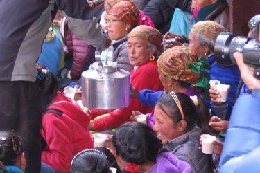 Trektocht Everest Mani Rimdu festival Tengboche Kala Patthar Cho La Gokyo | Snow Leopard 17