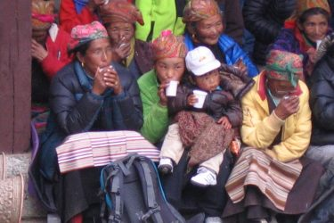 Trektocht Everest Mani Rimdu festival Tengboche Kala Patthar Cho La Gokyo | Snow Leopard 18