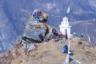 Trektocht Everest Mani Rimdu festival Tengboche Kala Patthar Cho La Gokyo | Snow Leopard 19