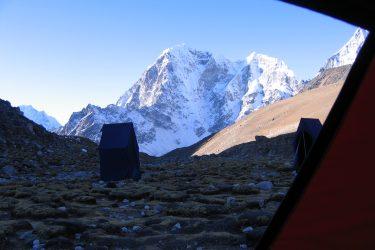 Trektocht Everest Mani Rimdu festival Tengboche Kala Patthar Cho La Gokyo | Snow Leopard 28