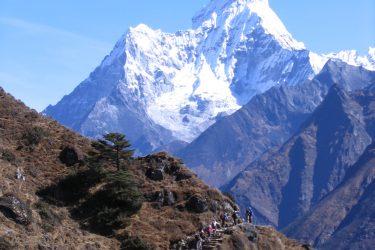 Trektocht Everest Mani Rimdu festival Tengboche Kala Patthar Cho La Gokyo | Snow Leopard 03