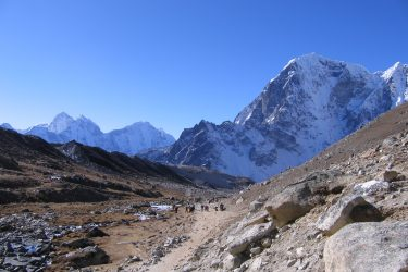 Trektocht Everest Mani Rimdu festival Tengboche Kala Patthar Cho La Gokyo | Snow Leopard 30